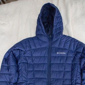 Columbia Thermal Coil Puffer Jacket Medium